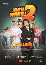 ¡Asu Mare! 2 (2015) [Latino]