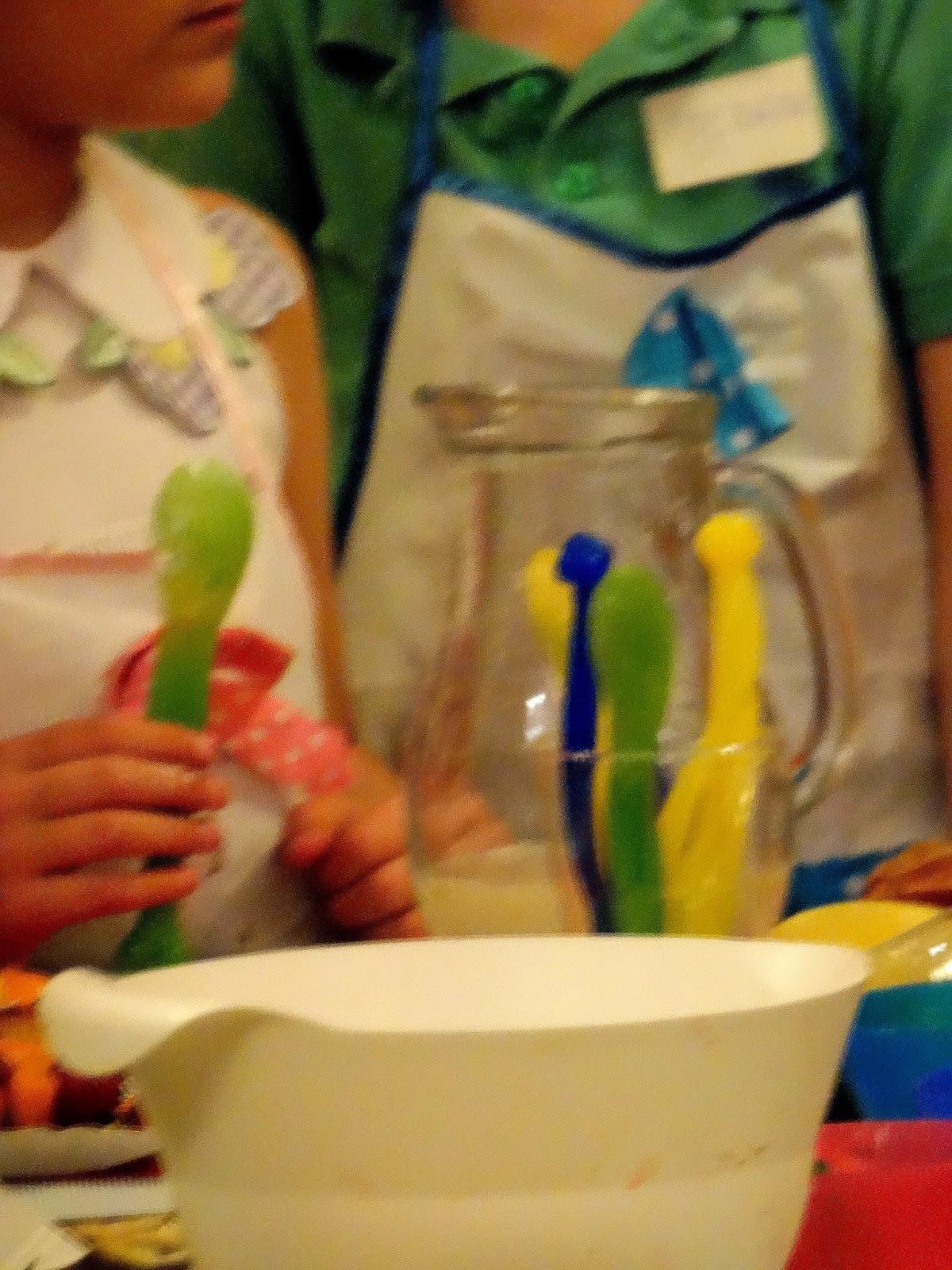 Warsztaty kulinarne, Dzieciaki w Formie, Joanna Mentel, Book me a Cookie, księganie Bona