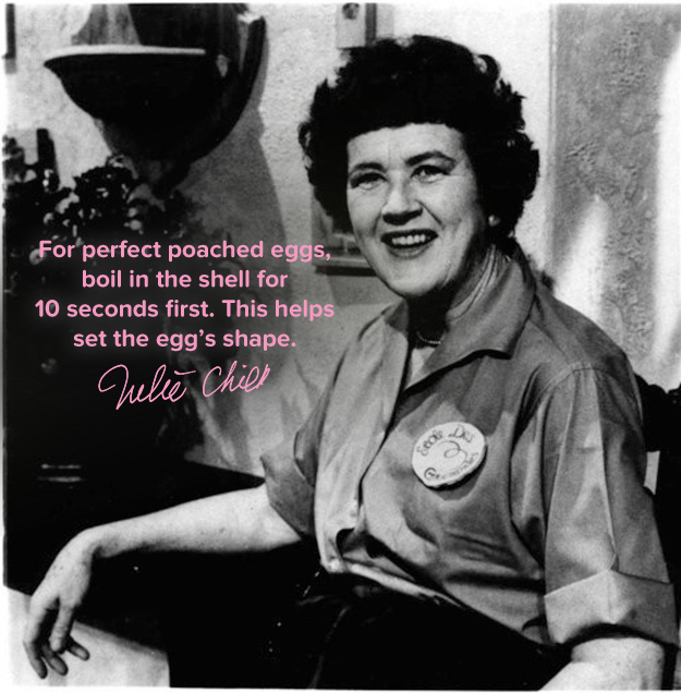What's Your Favorite Julia Child Cooking Tip? Here's One That ...