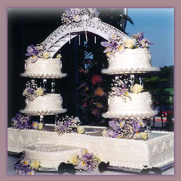 Big Wedding Cake Images : make your wedding wonderful: Wedding Cake