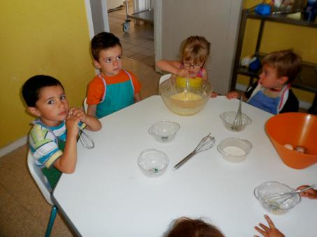 Cr che petit bouchon moments de vie de nos petits bouchons - Atelier cuisine en creche ...