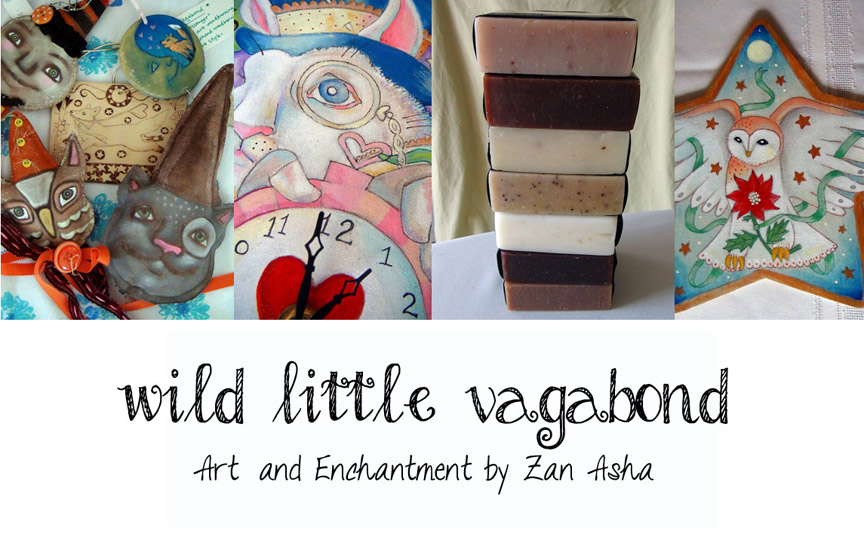 Wild Little Vagabond