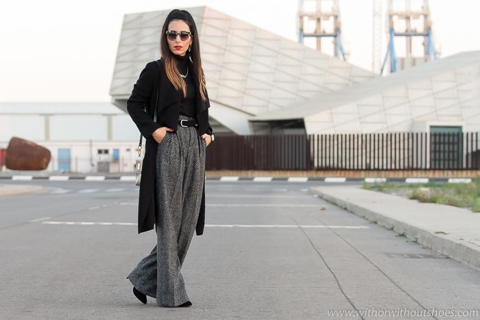 TEndencias de moda pantalones rectos anchos si que favorece