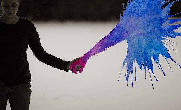 Artist Aliza Razell