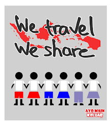 We Travel, We Share
