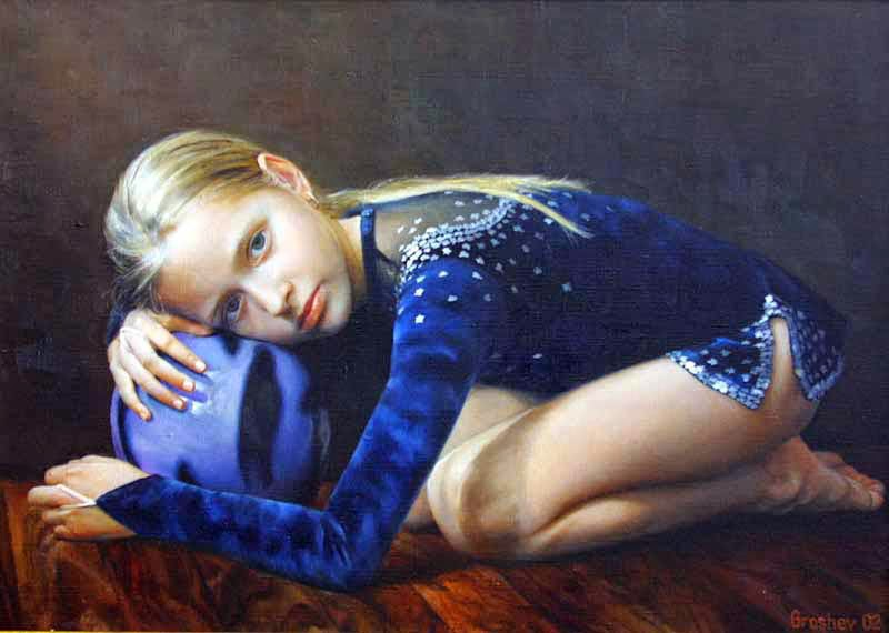 Slava Groshev |Beautiful Paintings