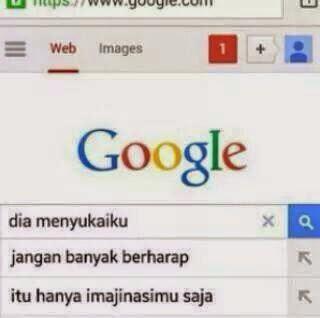 meme lucu google