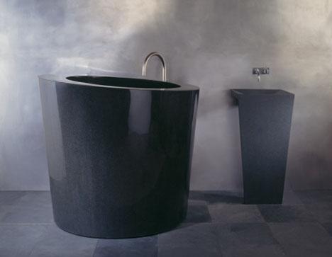 Глубокая, элегантная и компактная ванна