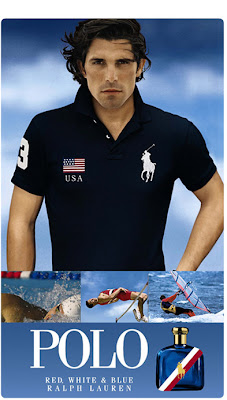 Perfume Masculino Polo Red White & Blue