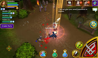 game HD RPG android terbaik