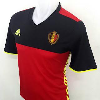gambar desain terbaru jersey euro belgia gambar foto photo kamera Jersey timnas Belgia home Adidas terbaru Euro 2016 di enkosa sport toko online terpercaya lokasi di jakarta pasar tanah abang