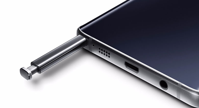 According To Reports From Various Outlets Reinserting The Note 5s S Pen Into Smartphone