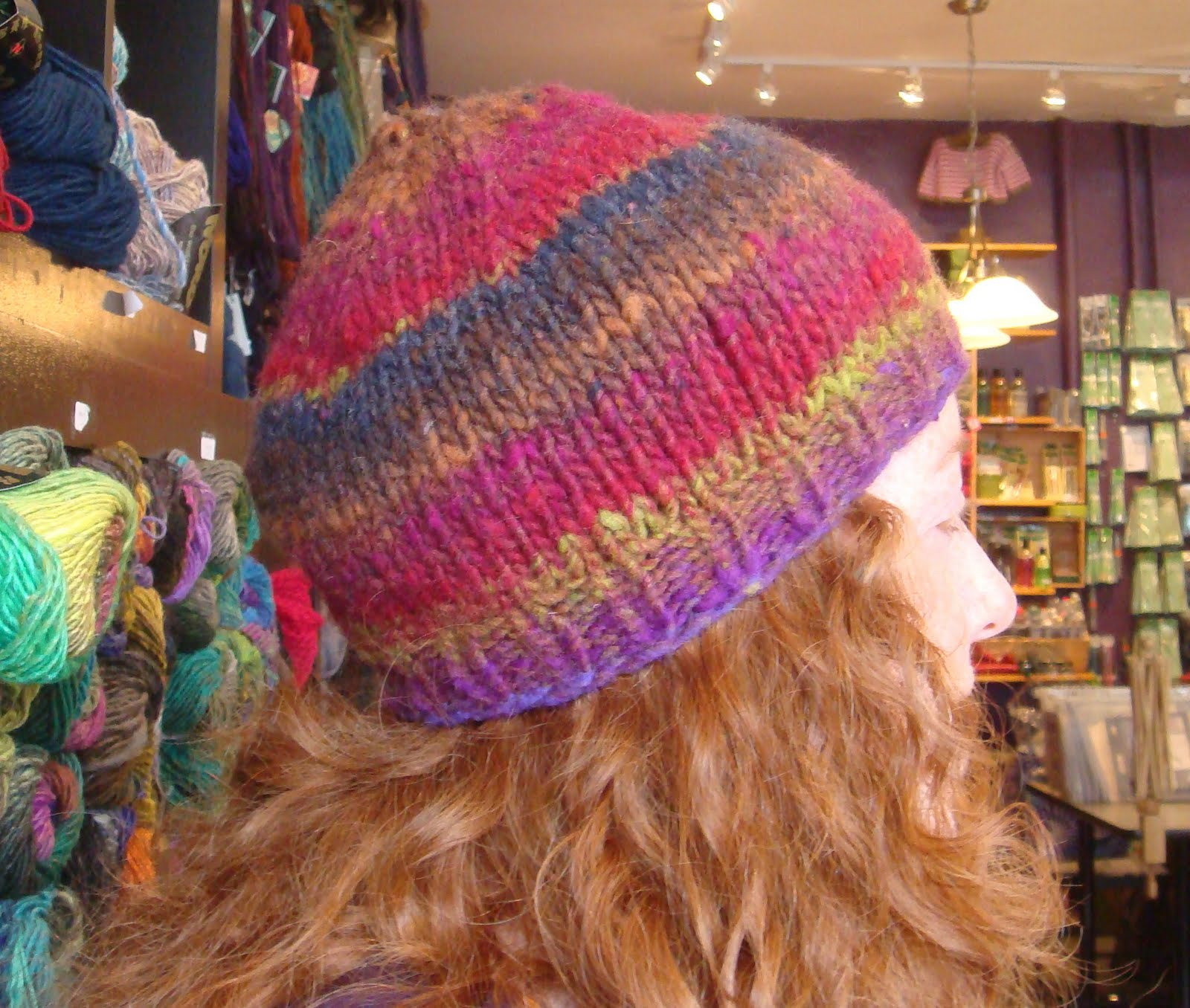 Noro Yarn Patterns Simple Decorating Design