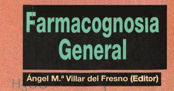 Qfuatl ntico farmacognosia general villar del fresno pdf for Botanica general pdf