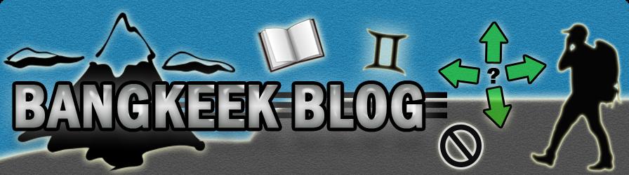 Bangkeek Blog