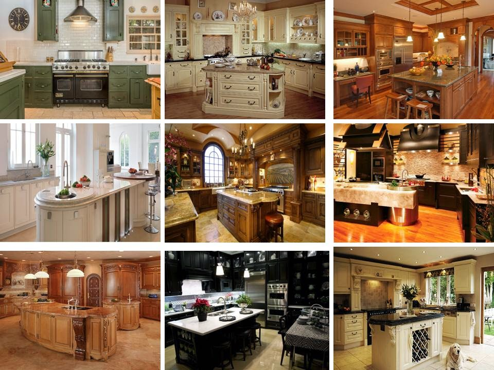 15 Dream Kitchens