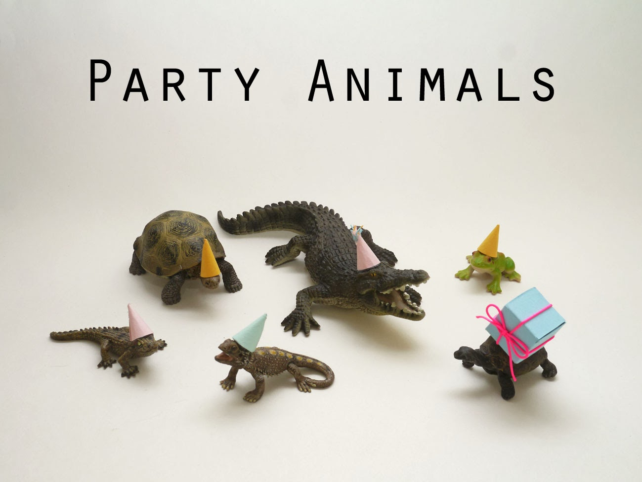 Little Hiccups: Calling All Party Animals...