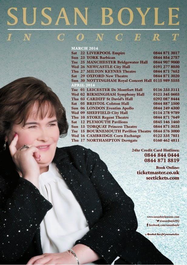 UK Concert Dates