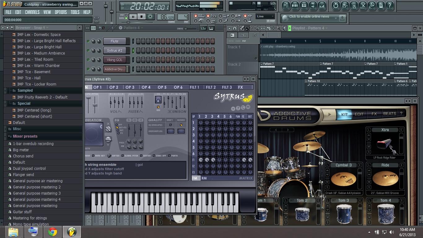fl studio crack free download full version