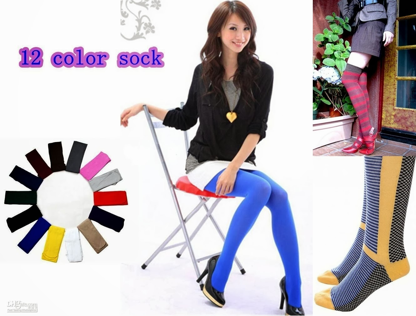 Hosiery and Socks Manufacture and Wholesale Business