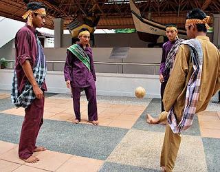 Peraturan sepak takraw bulatan