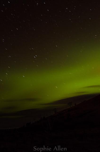 Aurora Australis Tasmania
