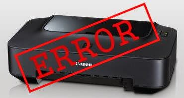 error canon ip2770