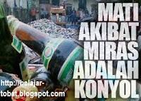 Hukum Menghancurkan Tempat Maksiat dengan Kekerasan