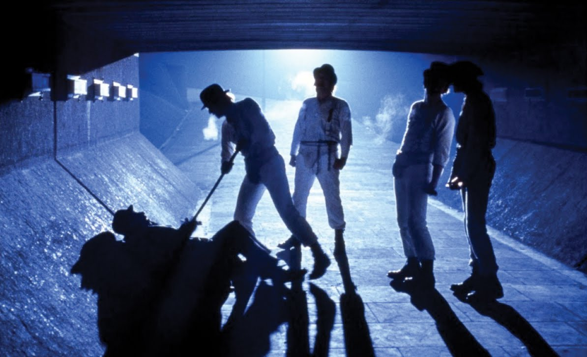 Just Another Movie Blog: A Life With A Clockwork Orange