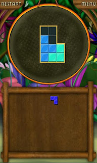 Screenshots of the Awesome cat puzzle for Android tablet, phone.