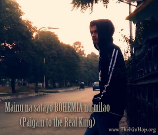 Mainu na satayo BOHEMIA nu milao (Paigam to the Real King) mp3 free download desi hiphop rap music