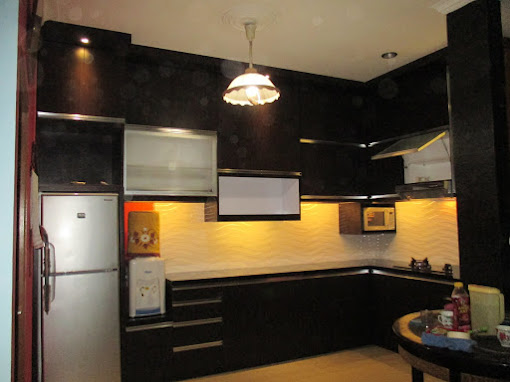 Kitchen set ibu Liza BPI pamulang