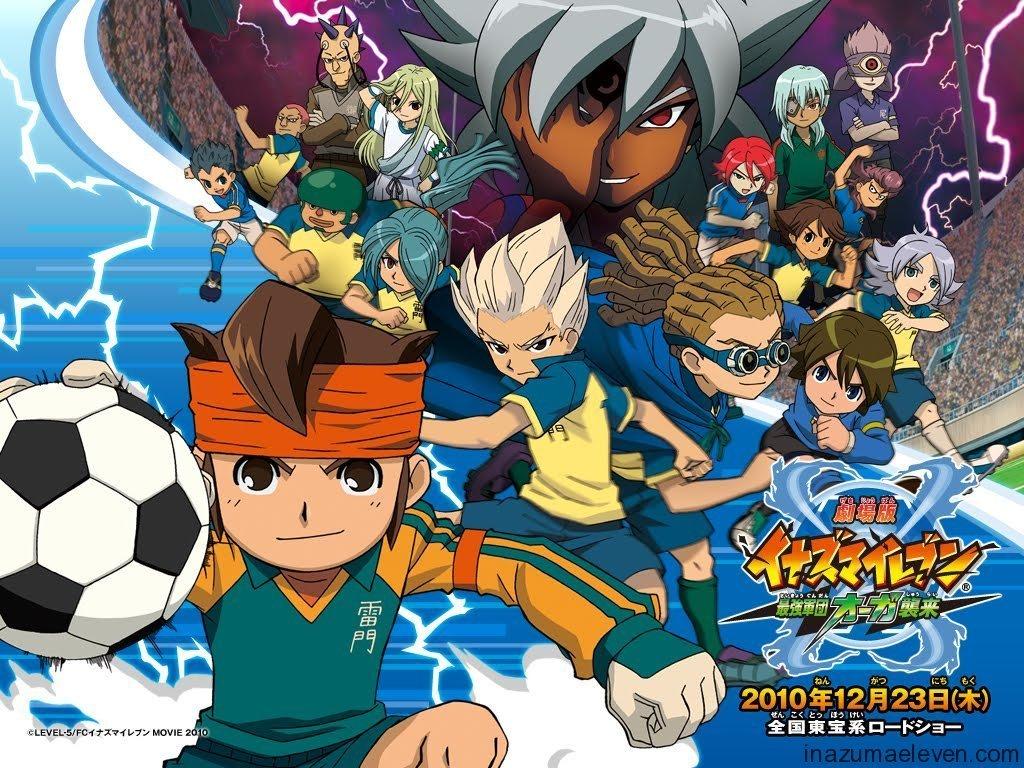 Inazuma Eleven Episode 127 Full