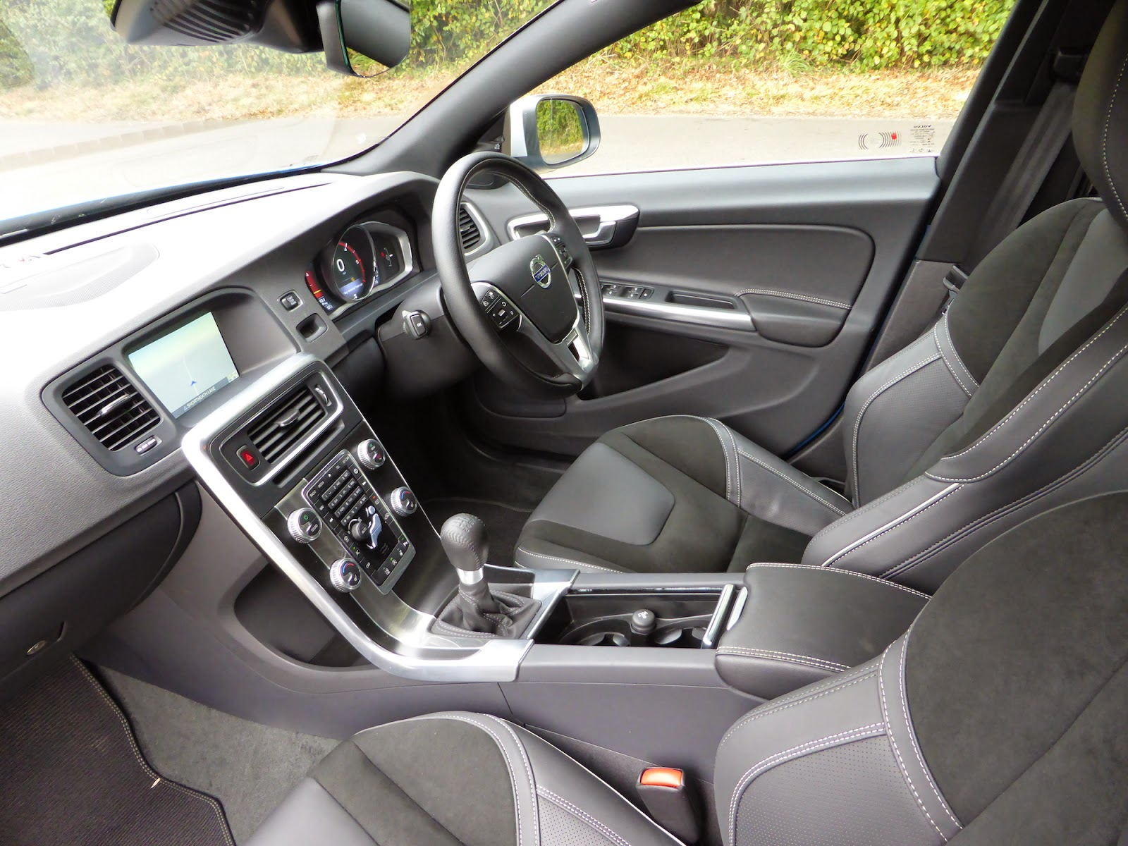 2014 Volvo S60 D5 R-Design