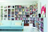decorar una librería