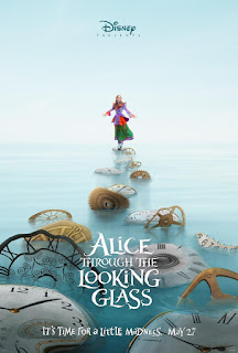 Alice Through the Looking Glass ( 2016 )