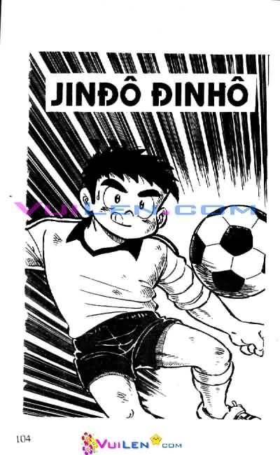 Jindodinho - Đường Dẫn Đến Khung Thành III  Tập 8 page 104 Congtruyen24h