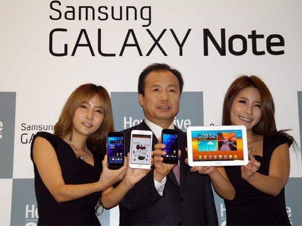 Galaxy Note 3 siap dipasarkan Samsung