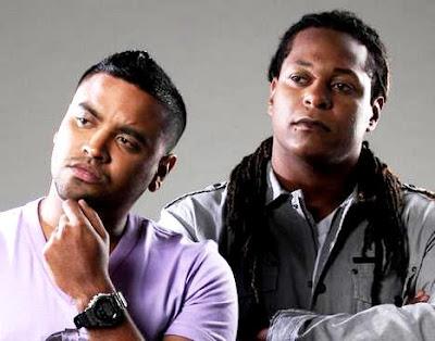 Zion y Lennox pensativos