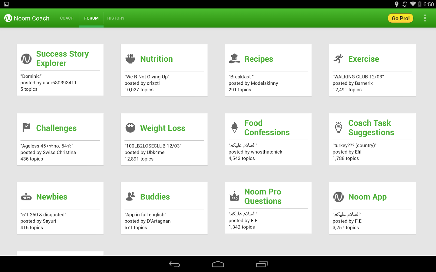 Noom Weight Loss Coach v3.8.2 apk for Android