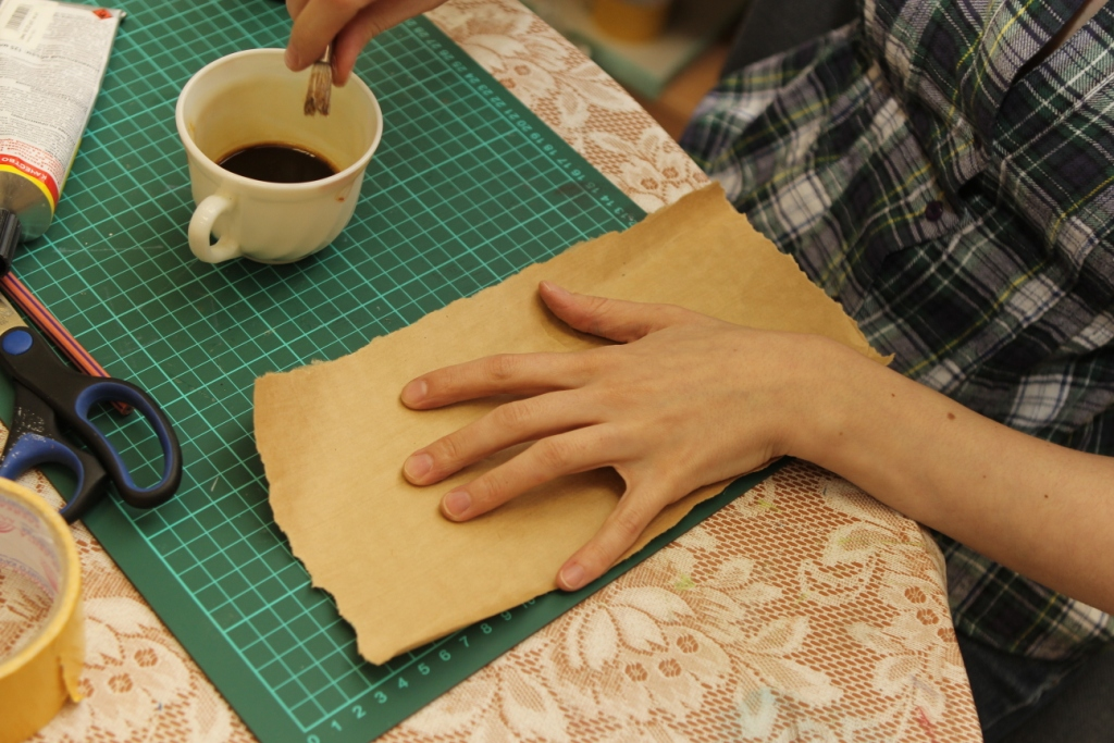 Свиток бумаги сделать своими руками