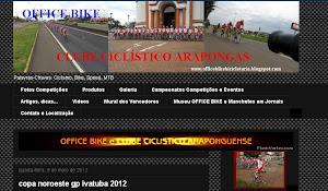 OFFICE BIKE Bicicletaria e Clube Ciclistico Araponguense