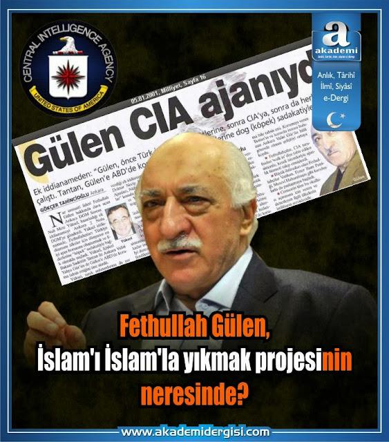 cia, cia ajanı fethullah gülen, dinler arası diyalog, Fethullah Gülen, gerçek yüzü, gurbet içinde gurbet, ismail müftüoğlu, Kadir Mısıroğlu, misyonerlik,