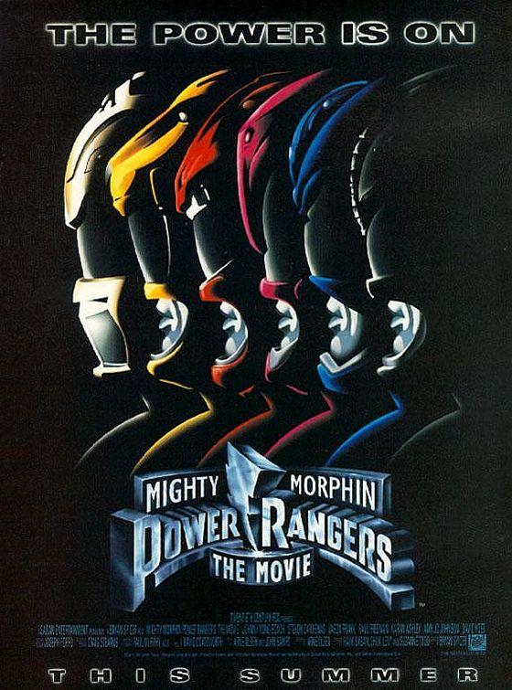 Mighty Morphin Power Rangers Movie