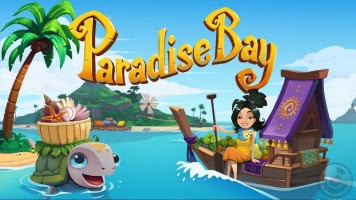 Download Free Game Paradise Bay (All Versions) Unlimited Coins,Gems 100% Working and Tested for IOS and Android