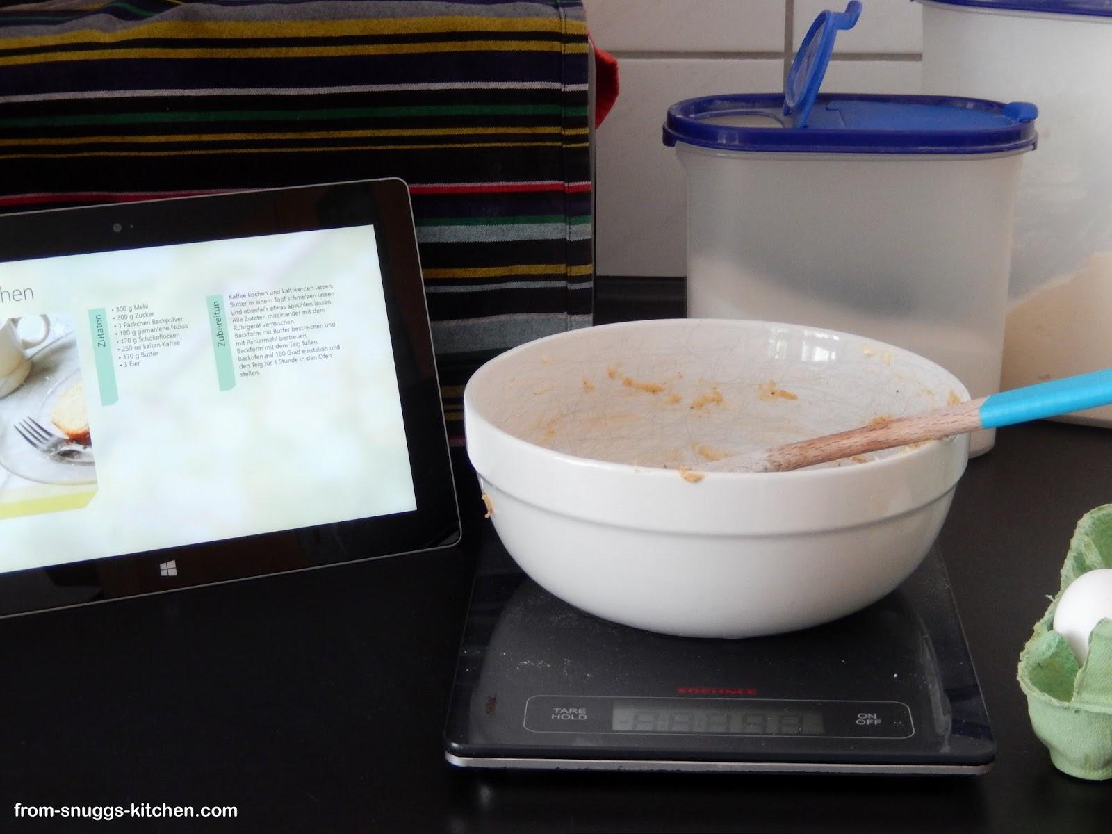 Surface in der Küche