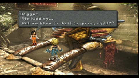 Final Fantasy IX, Wedding