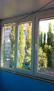Balkon Rehau