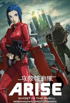 Ghost in the Shell: Arise - Border:2 Ghost Whispers