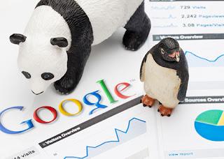 remove google penalization